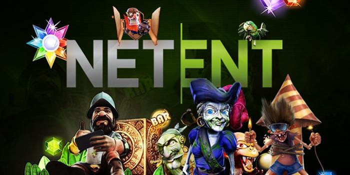 NetEnt社 人気の機種トップ5