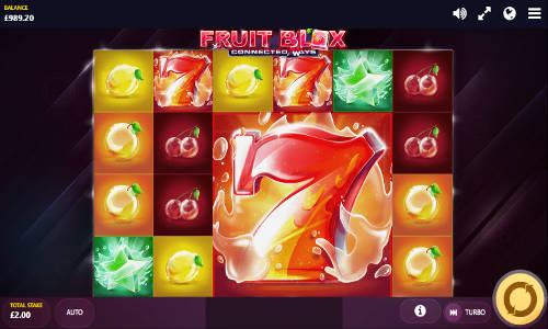 Fruit Blox スロット