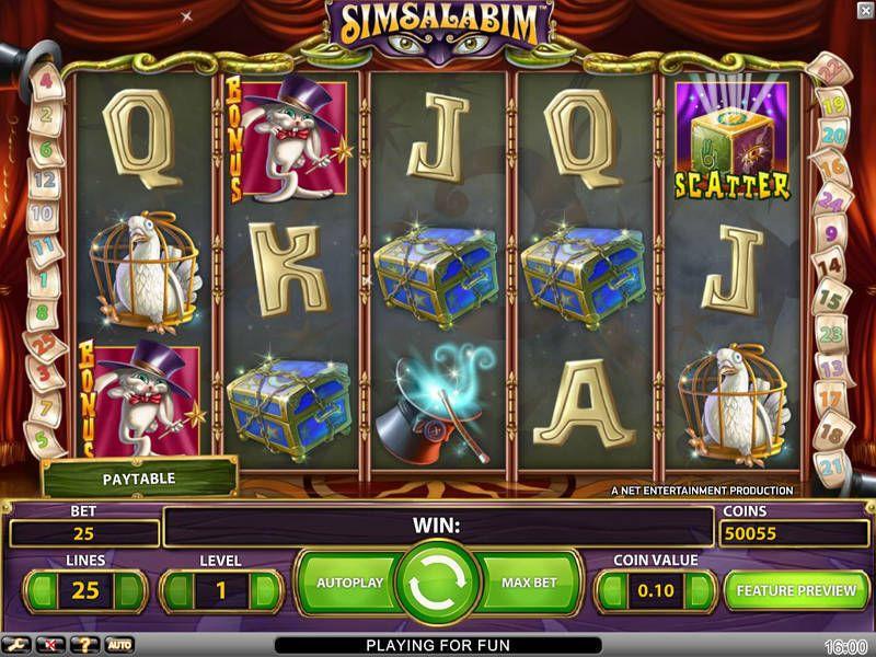Simsalabim ゲーム